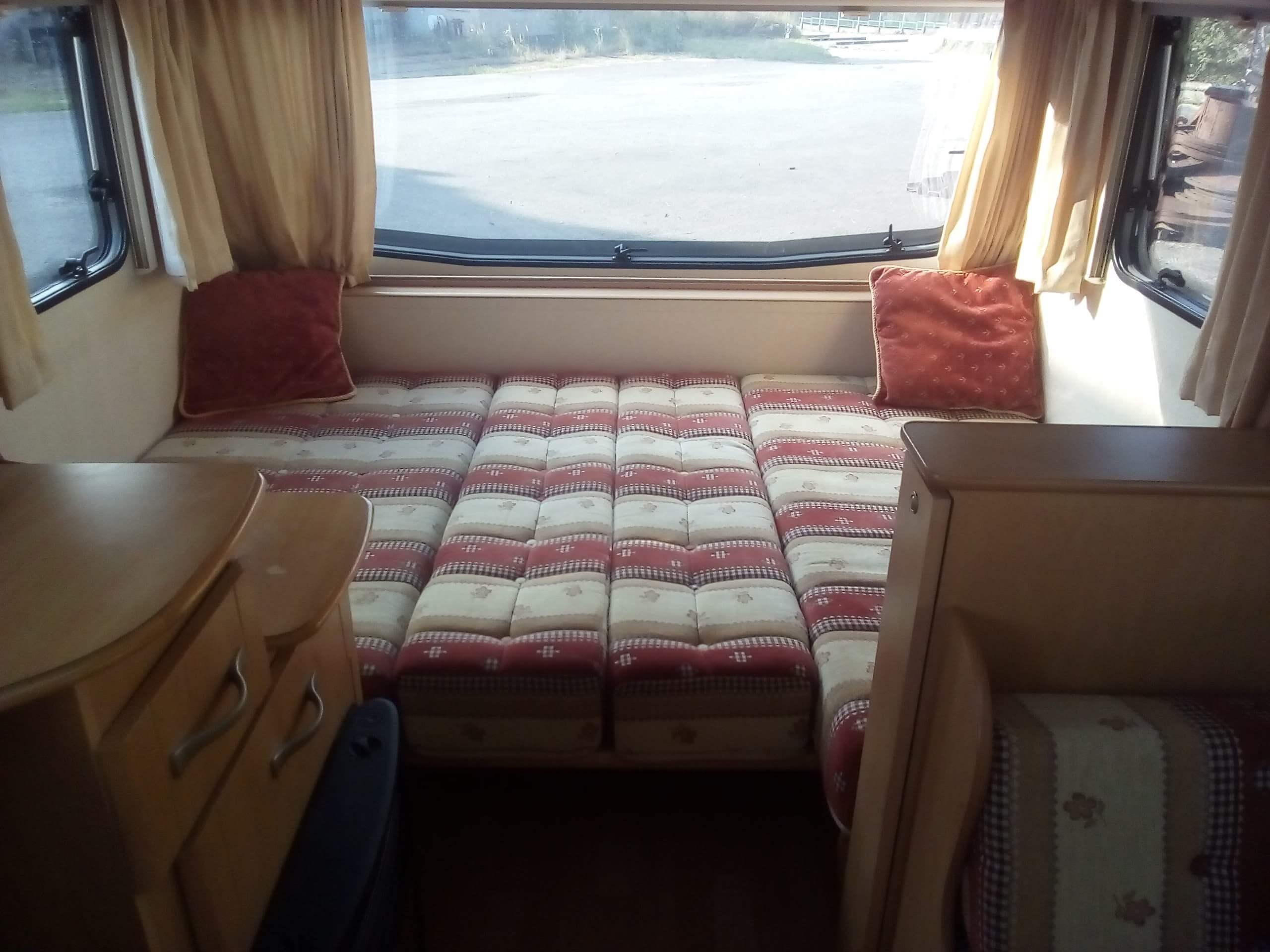 karavan Bailey Ranger 470/4