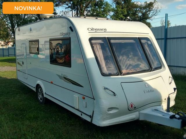 karavan Elddis Odyssey 482